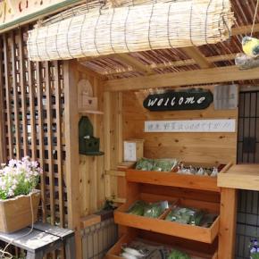 mujin-hanbaiten (無人販売店)