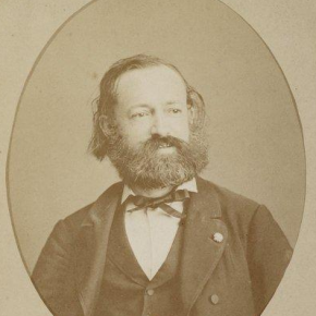 Léon de Rosny et le sashimi