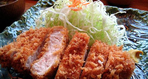 La petite histoire du « tonkatsu » (porc pané à la japonaise) et sa recette