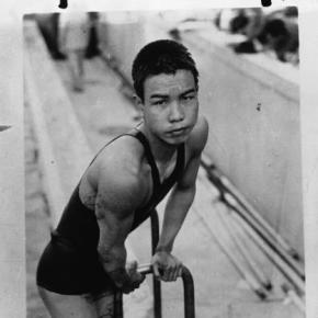 Natation aux jeux olympiques de Los-Angeles de 1932