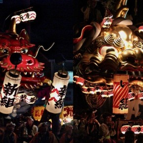 Le festival de Karatsu