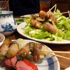 Les restaurants de brochettes yakitori-ya (焼き鳥屋)