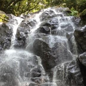 Les chutes d'eau de Shiraito (白糸の滝) (Fukuoka-ken)